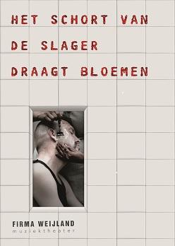 Poster Schort vd slager A4 300dpi