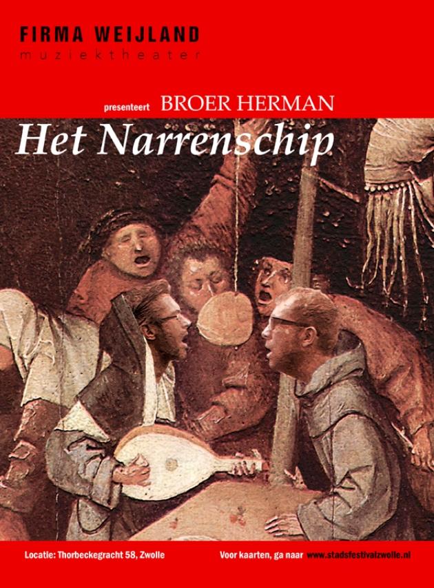 Broer Herman Het Narrenschip