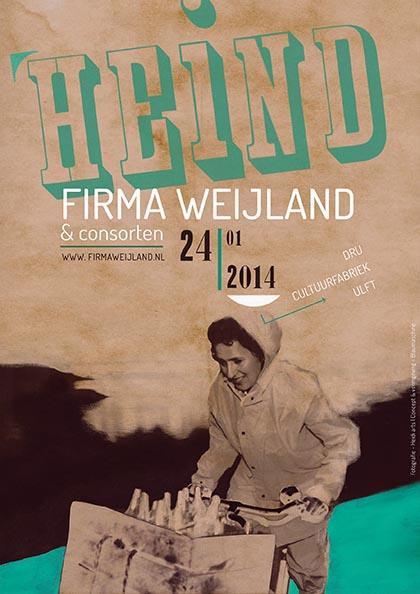 FW Affiche Heind